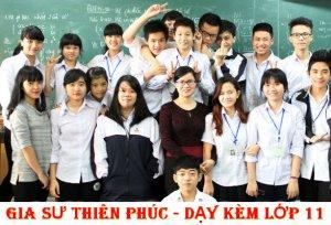 Dạy Kèm Lớp 11 - Tìm Gia Sư Giỏi Tại TPHCM