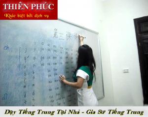 Dạy Tiếng Trung Tại Nhà - Gia Sư Tiếng Trung