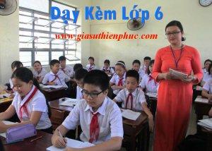 Dạy Kèm Tại Nhà Lớp 6 - Giáo Viên Giỏi, Kinh Nghiệm