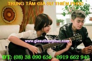 Gia Sư Đàn Guitar Thiên Phúc