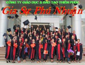 Gia Sư Phú Nhuận - Dạy Kèm Quận Phú Nhuận