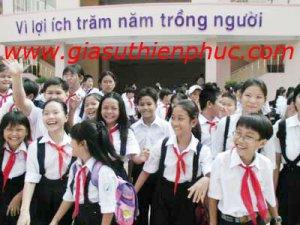 Gia Sư Trung Học Cơ Sở (Dạy Kèm Lớp 6 - 7 - 8 - 9)